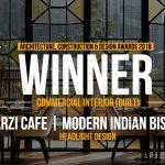 Farzi Cafe modern indian bist