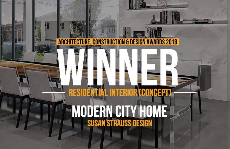 Modern City Home