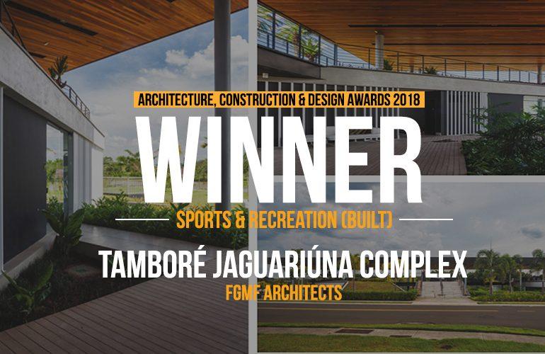 Tamboré Jaguariúna Complex