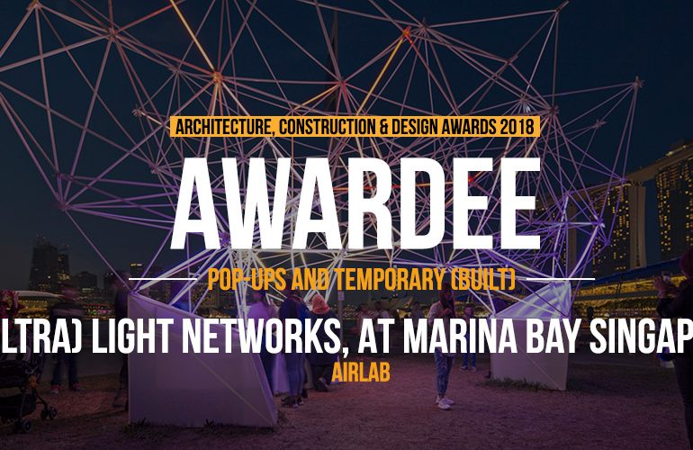 (ultra) Light Networks, at Marina Bay Singapore
