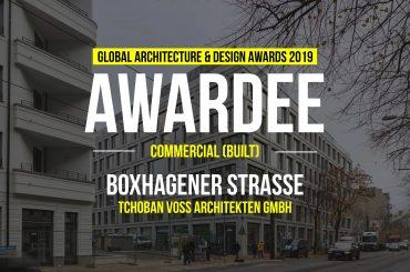 Boxhagener Straße | TCHOBAN VOSS Architekten GmbH