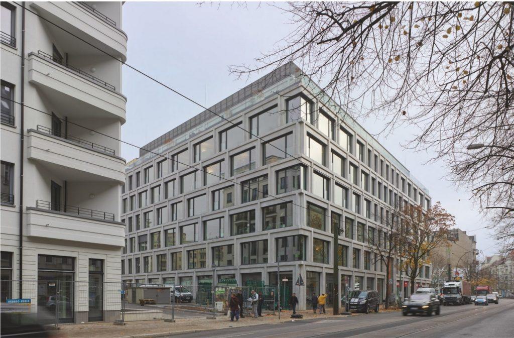 Boxhagener Straße by TCHOBAN VOSS Architekten GmbH - Sheet2