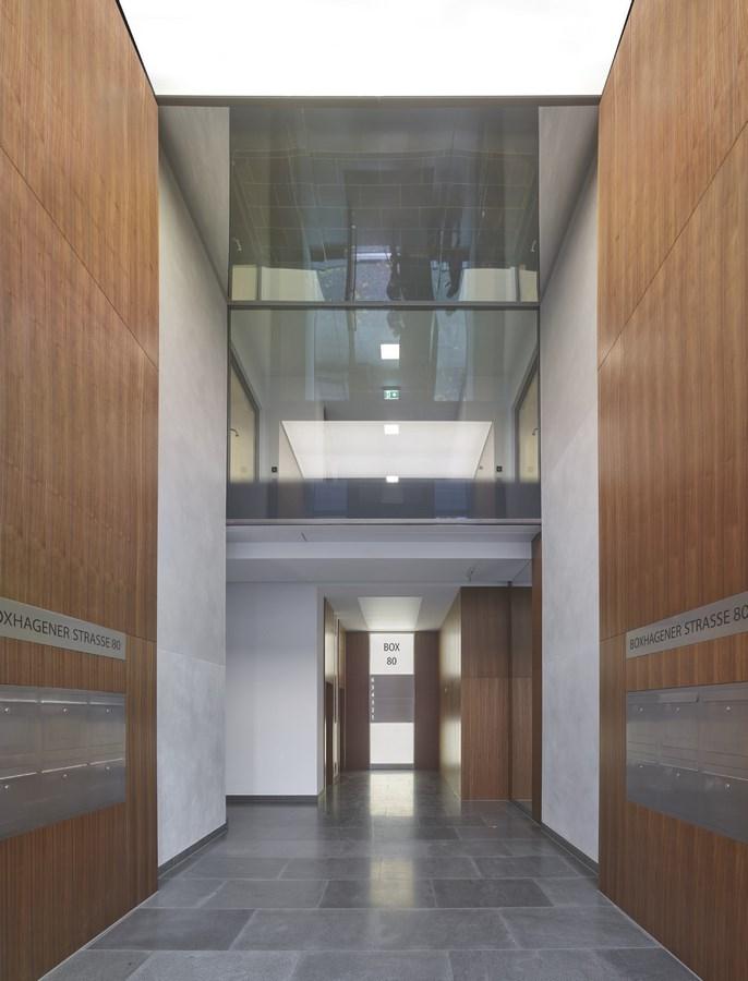Boxhagener Straße by TCHOBAN VOSS Architekten GmbH - Sheet1