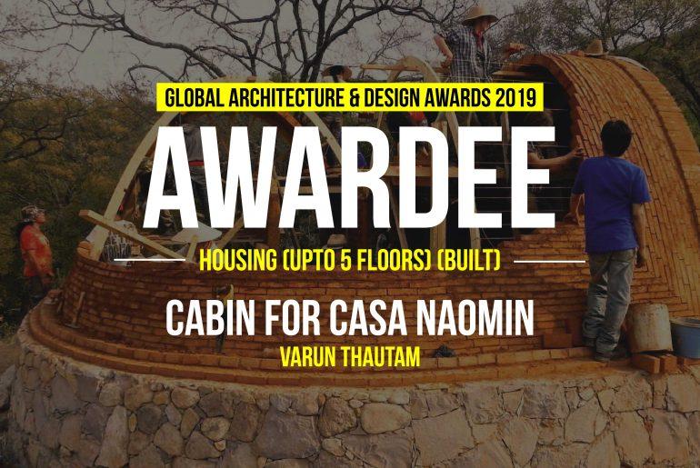 Cabin for Casa Naomin | Varun Thautam