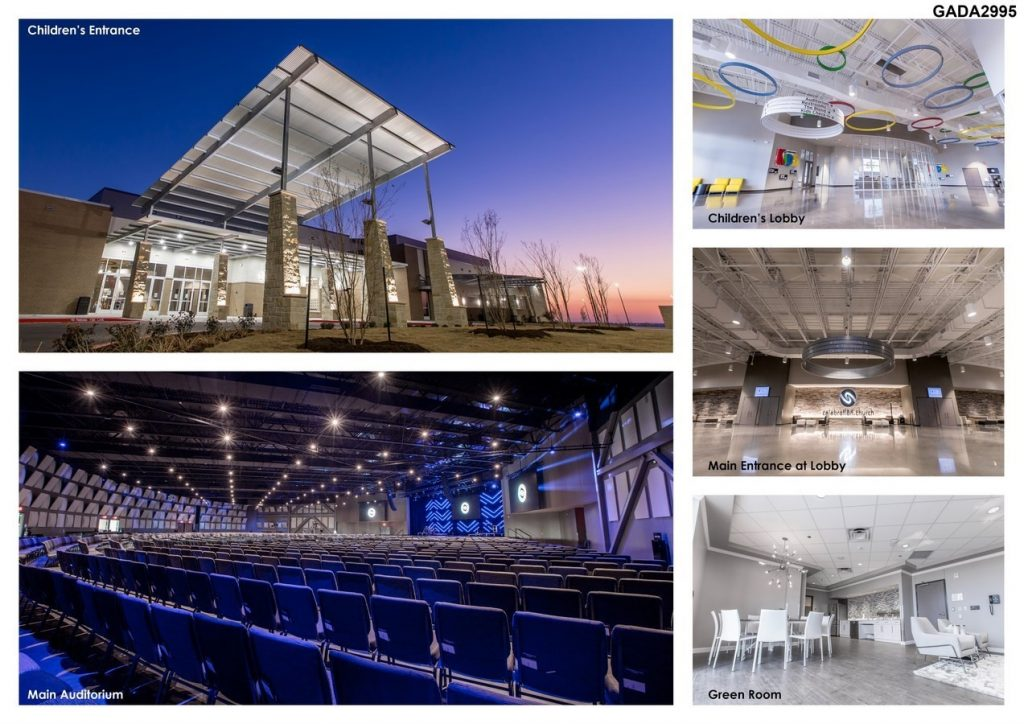 Celebration Church by SPACE (Specialized Planning & Architecture for Church Environments, LLC) - Sheet2