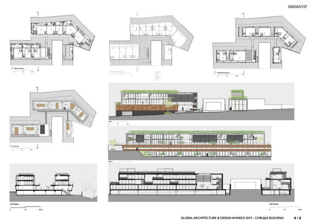 Corujas Building by FGMF Architects - Sheet2