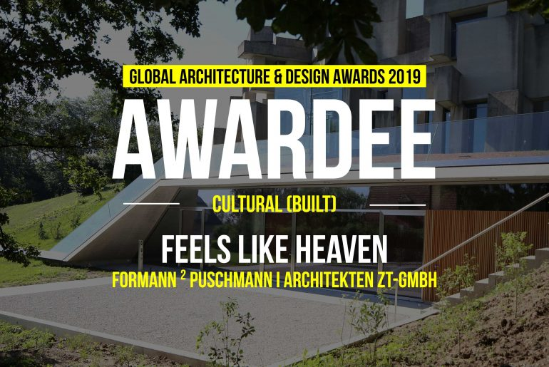 Feels Like Heaven | formann ² puschmann I architekten zt-gmbh