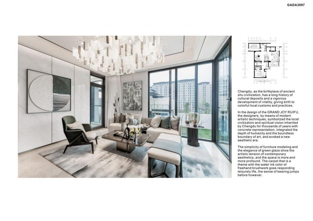 GRAND JOY RUIFU by Harmony World Consultant & Design - Sheet1