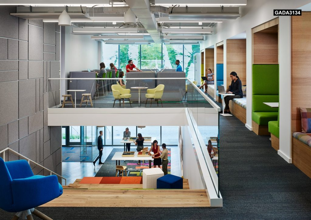 Interface Headquarters by Perkins and Will - Sheet2
