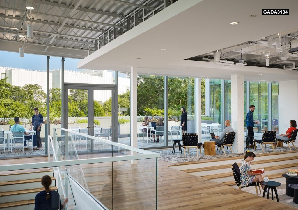 Interface Headquarters by Perkins and Will - Sheet3
