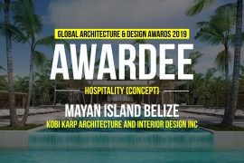 Mayan Island Belize | Kobi Karp Architecture and Interior Design Inc