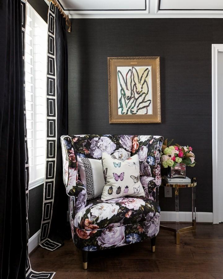 Moody Master Bedroom by Casa Vilora Interiors by Veronica Solomon - Sheet2
