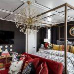 Moody Master Bedroom by Casa Vilora Interiors by Veronica Solomon - Sheet1