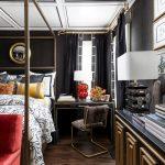 Moody Master Bedroom by Casa Vilora Interiors by Veronica Solomon - Sheet4