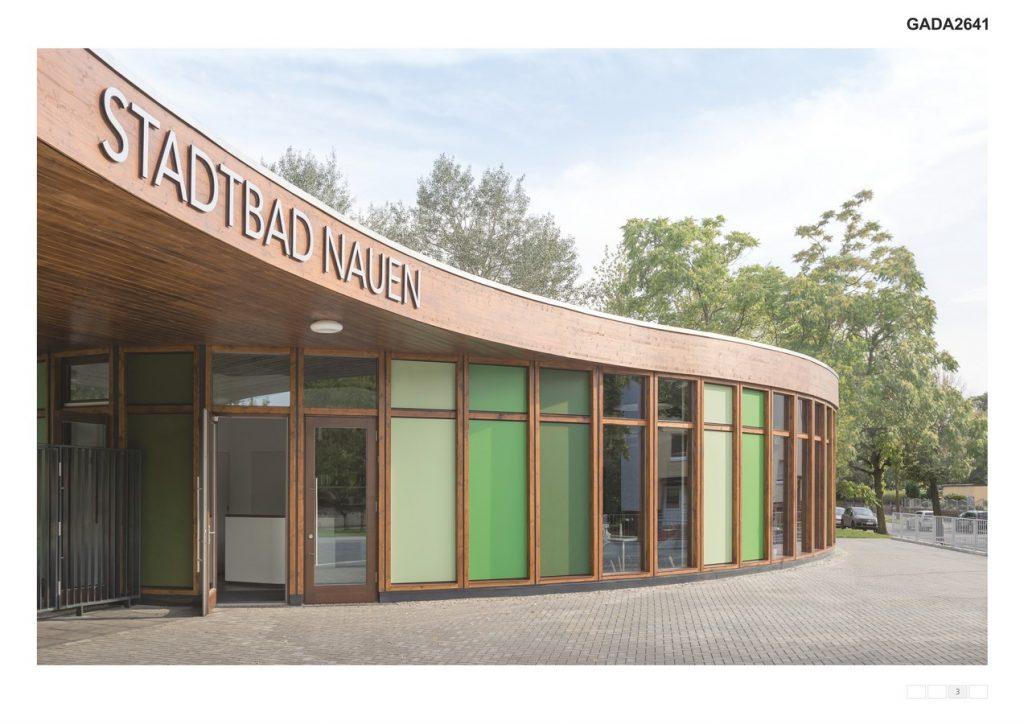 Nauen City Baths by TCHOBAN VOSS Architekten GmbH - Sheet1
