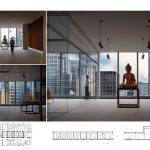 Private Office in Chicago by Alvisi Kirimoto - Sheet5