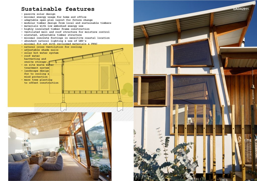 River House - small family house and office by Beachouse - Sheet3