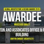 Thaxton and Assoicates Office & Retail Building   Griffin Enright Architects