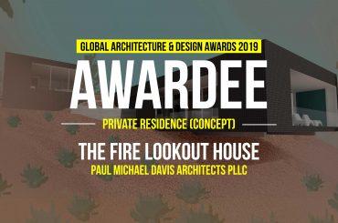 The Fire Lookout House | Paul Michael Davis Architects PLLC
