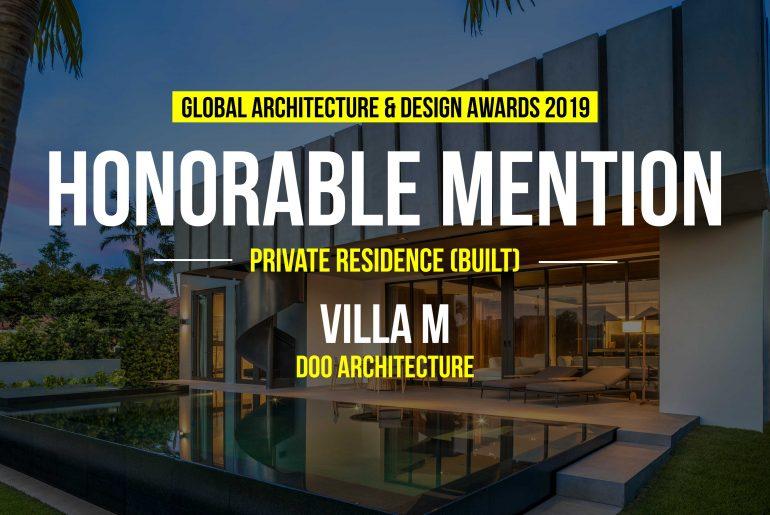 Villa M | Doo Architecture