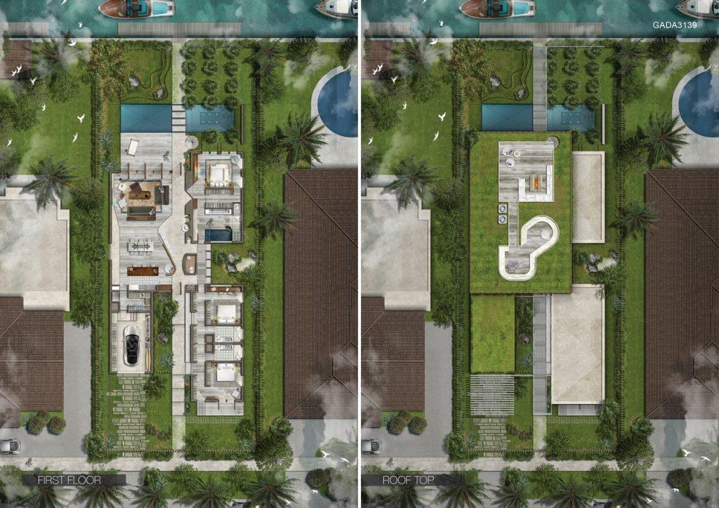Villa M by Doo Architecture - Sheet3