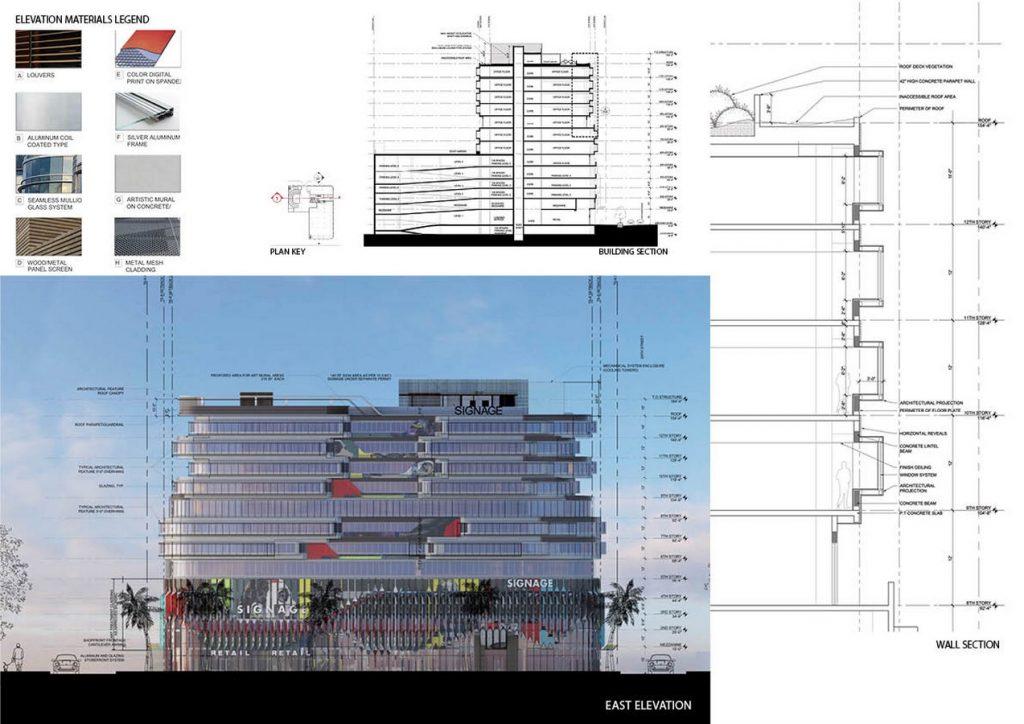 Wynwood Gateway by Kobi Karp Architecture and Interior Design Inc - Sheet3