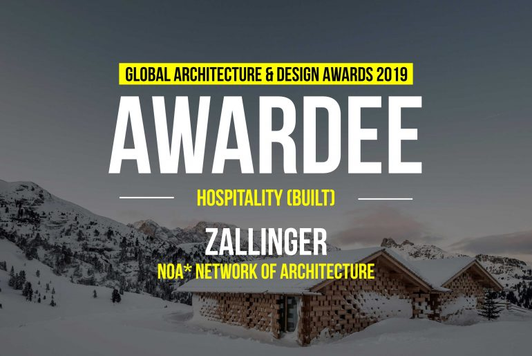 Zallinger | noa* network of architecture
