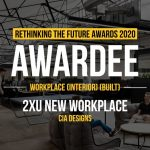 2XU NEW WORKPLACE | CIA DESIGNS