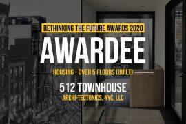 512Townhouse | Archi-TectonicsNYC, LLC