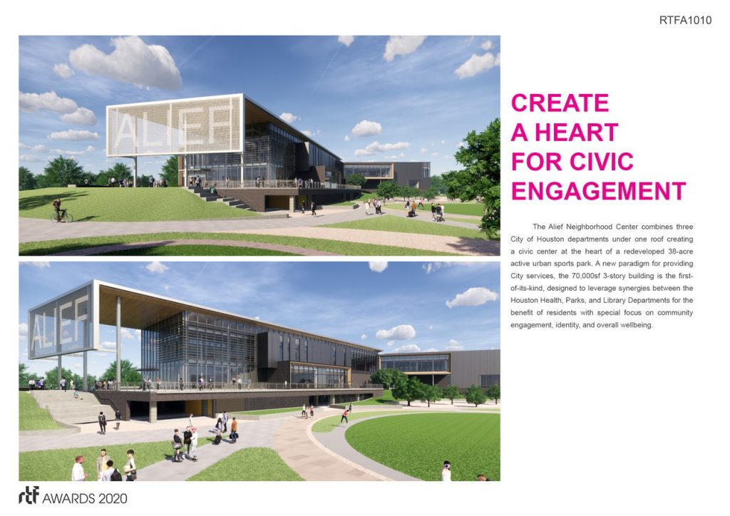 Alief Neighborhood Center | Government Sector (Houston) - Sheet2