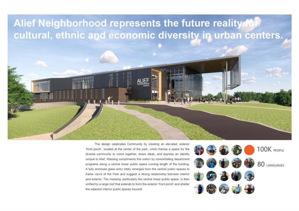 Alief Neighborhood Center | Government Sector (Houston) - Sheet3