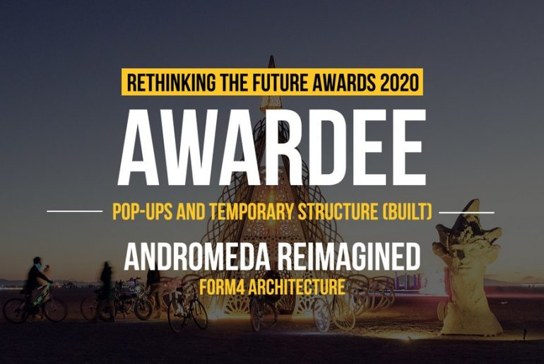 Andromeda Reimagined | Form4 Architecture / Playa Muses
