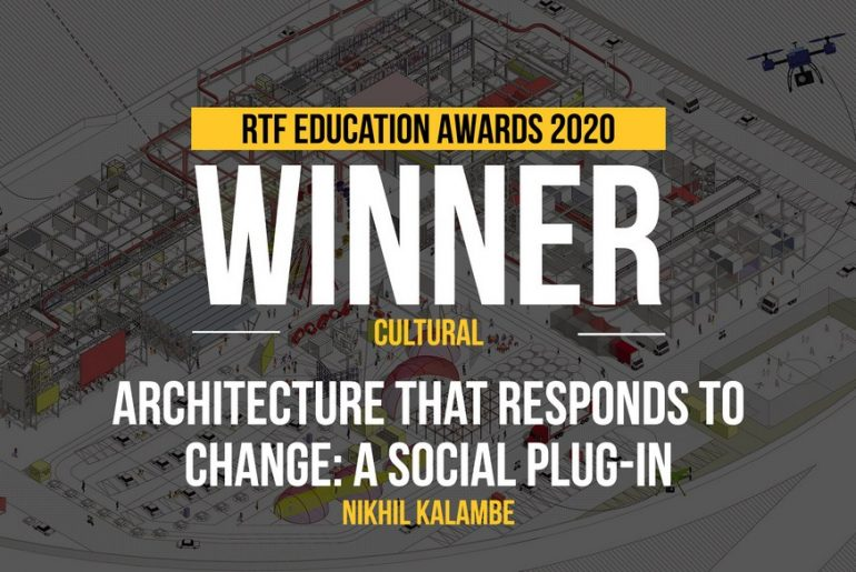 Architecture that Responds to CHANGE: A Social Plug-in | Nikhil Anand Kalambe
