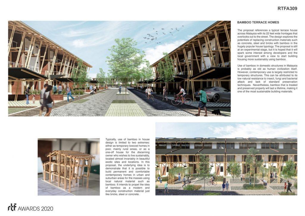 Bamboo Terrace Homes | Eleena Jamil Architect - Sheet2