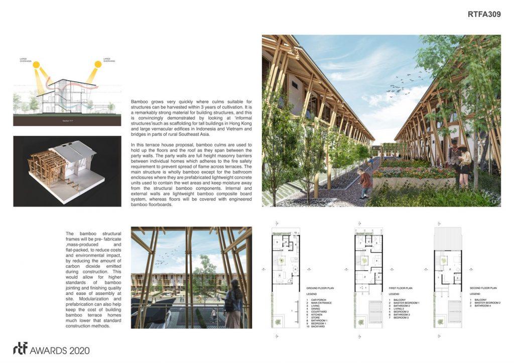 Bamboo Terrace Homes | Eleena Jamil Architect - Sheet3