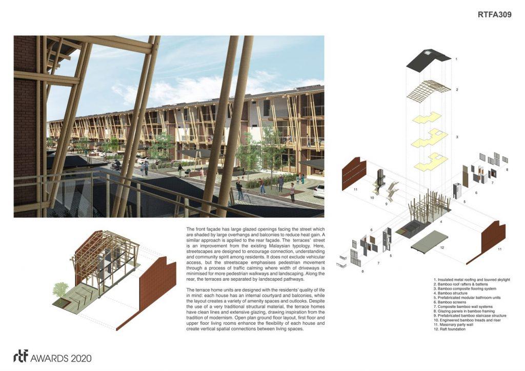 Bamboo Terrace Homes | Eleena Jamil Architect - Sheet4