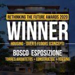 Bosco Esposizione | Torres Arquitetos + Construesse + YDesing