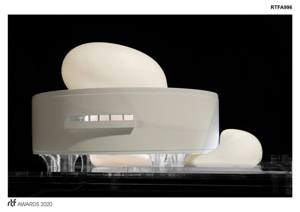 Bubble Hirshhorn Museum and Sculpture Garden | Diller Scofidio + Renfro - Sheet1