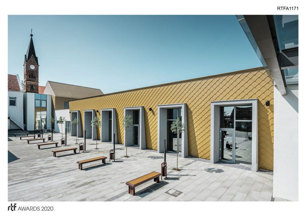 Community Center Ceminac | Rechner Architects - Sheet1