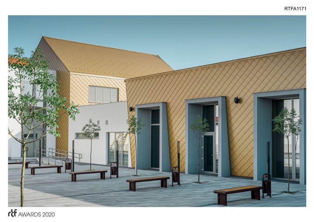 Community Center Ceminac | Rechner Architects - Sheet2