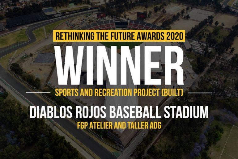 Diablos Rojos Baseball Stadium | FGP Atelier and Taller ADG
