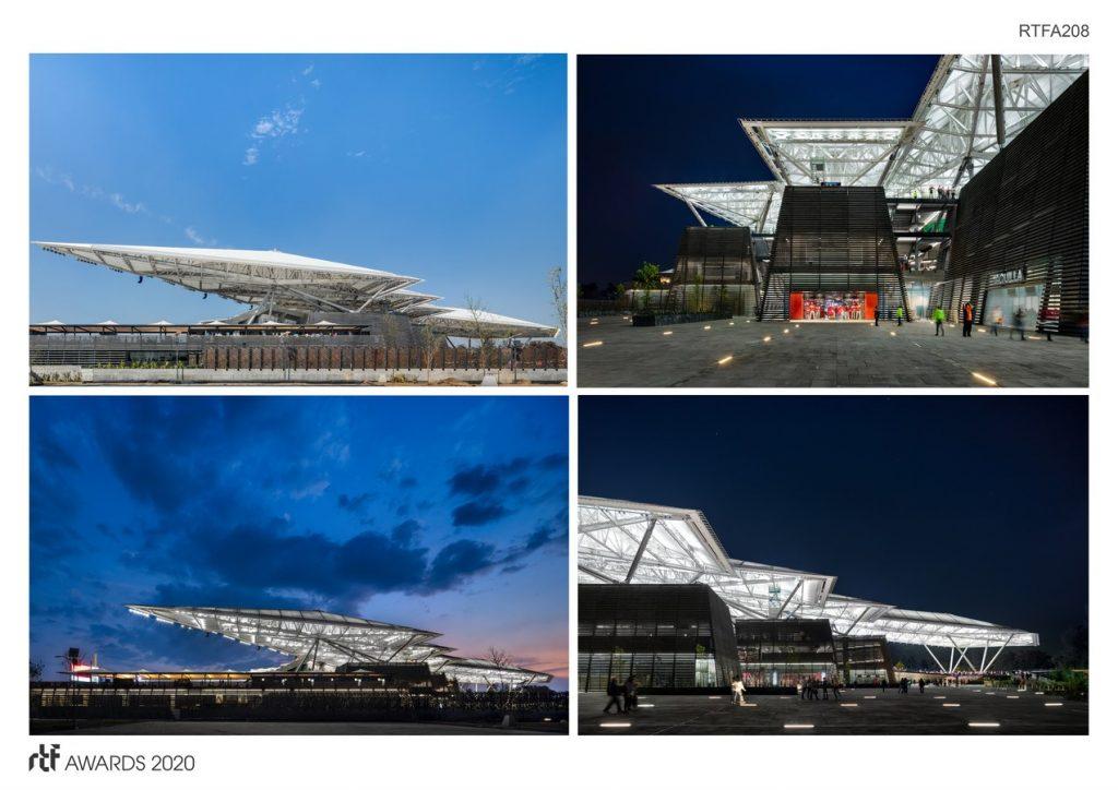 Diablos Rojos Baseball Stadium | FGP Atelier and Taller ADG - Sheet1