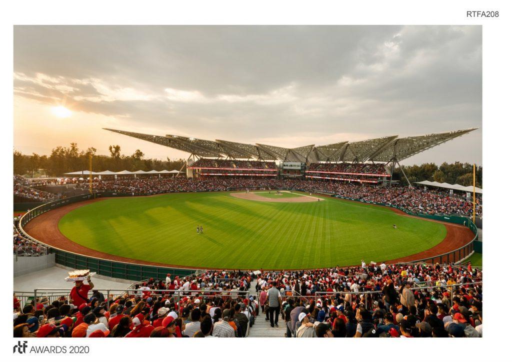 Diablos Rojos Baseball Stadium   FGP Atelier and Taller ADG - Sheet2