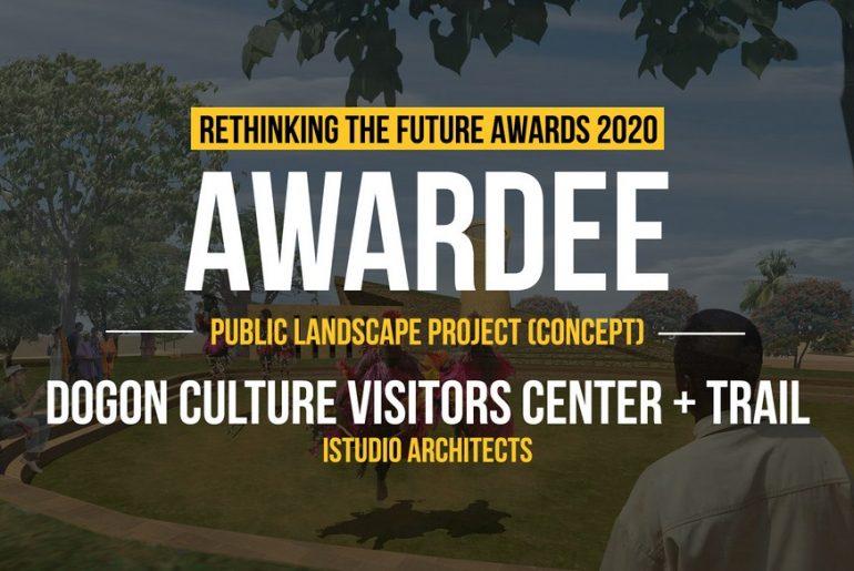 Dogon Culture Visitors Center + Trail | ISTUDIO Architects