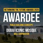 Dubai Iconic Mosque | Wall Corporation