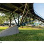 Frances Appleton Pedestrian Bridge By Rosales + Partners -3