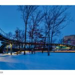 Frances Appleton Pedestrian Bridge By Rosales + Partners -6