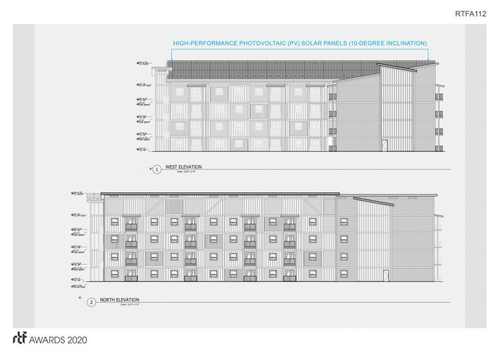 Heartland Housing Innovative Housing Project | Voshell Architecture and Design, Inc. - Sheet3