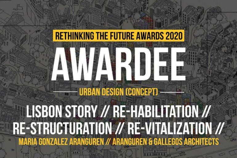 LISBON STORY // RE-HABILITATION // RE-STRUCTURATION // RE-VITALIZATION // | MARIA GONZALEZ ARANGUREN