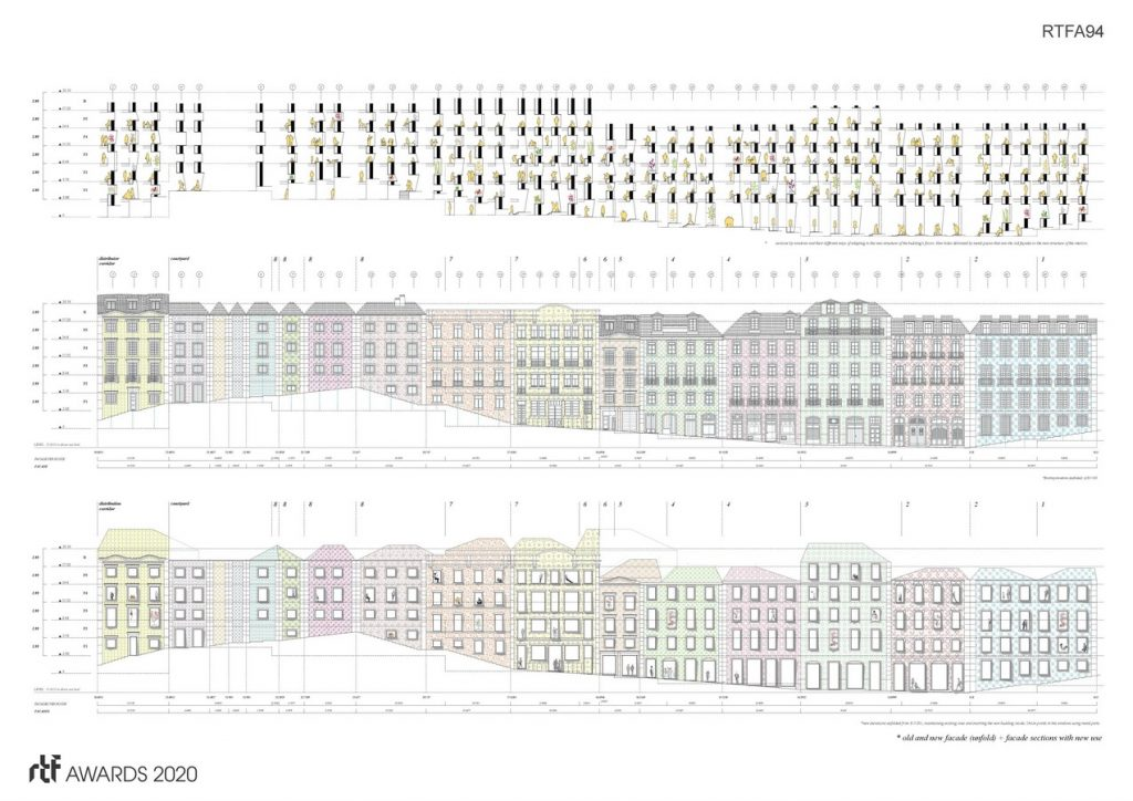 LISBON STORY RE-HABILITATION RE-STRUCTURATION RE-VITALIZATION By MARIA GONZALEZ ARANGUREN ARANGUREN & GALLEGOS ARCHITECTS -4